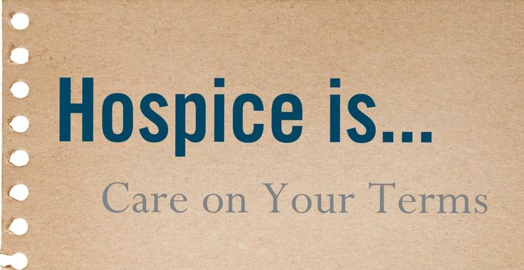 Hospice Services - Madawaska Valley Hospice Palliative Care